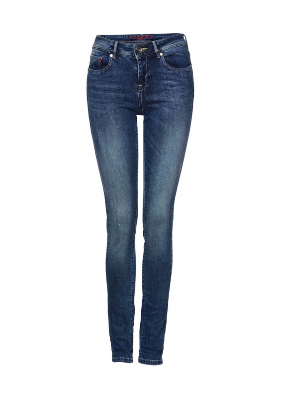 Frieda & Freddies NY - Jeans - Pants - Denim - blau -  54005