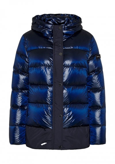 Steppjacke  - Daune - blau - Frieda & Freddies - 7713