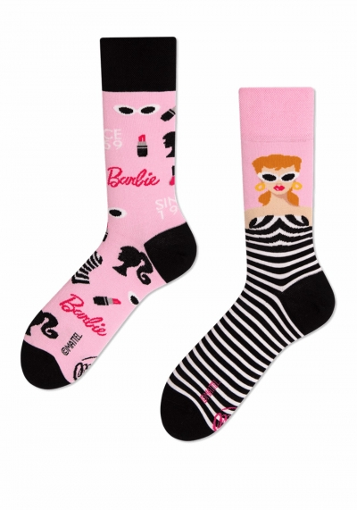 MANY MORNINGS SOCKS - SOCKEN  - BUNT - PINK - REGULAR - BARBIE
