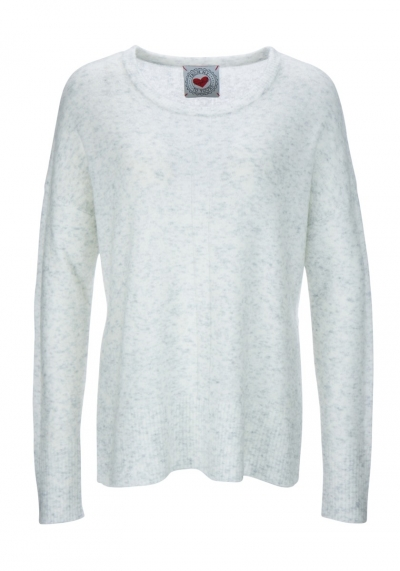 Damen - Pullover - Sweater - semitransparent - light smoke - Frogbbox (Princess goes Hollywood)